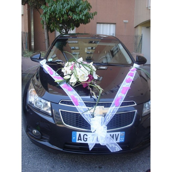 Decoration voiture mariage photos design d 39 int rieur et for Deco interieur voiture