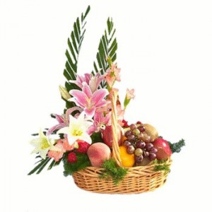 Panier de Fruits 9