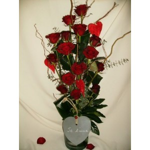 mi amore  roses 60  cm