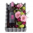 fleurs et vins