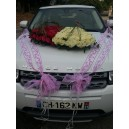 voiture double coeur