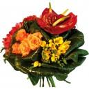 bouquet anthurium